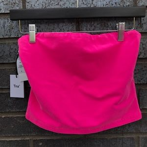 Neon Hot Pink Tube-Top